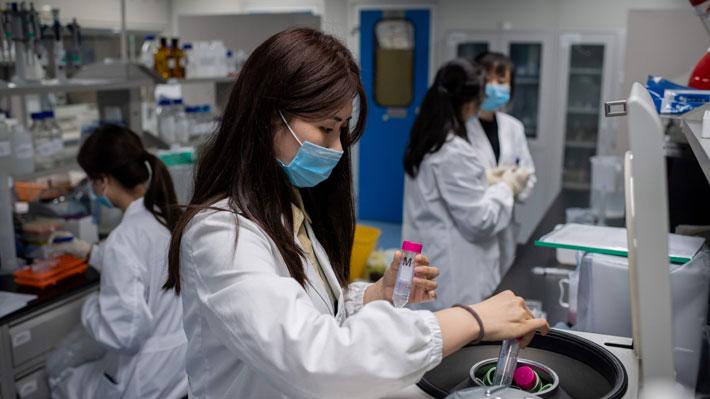 """Las gestiones de Chile por estar entre """"los primeros países que reciban vacuna"""" contra el covid-19: China ya muestra avances"""
