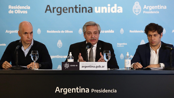"Argentina extiende cuarentena obligatoria hasta el 7 de junio: ""Va a durar lo que tenga que durar"""
