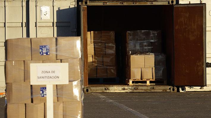"""Presidente y entrega de cajas de alimentos: """"Vamos a seguir haciéndolo, sabiendo que algunos van a criticarlo todo"""""""