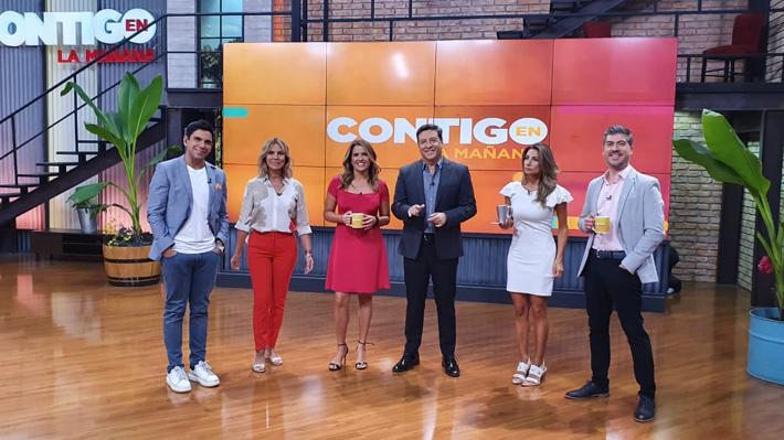 Chilevisión informa que Julio César Rodríguez saldrá de pantalla tras presentar síntomas de covid-19