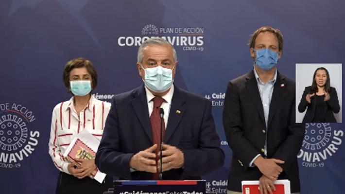 Minsal reporta hoy 43 decesos por covid-19 y récord de diagnosticados en un día: 4.895