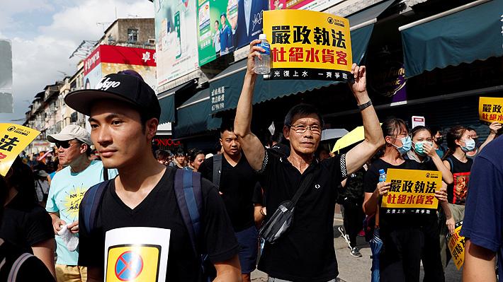 Las claves de la ley china de seguridad para Hong Kong: ¿Final o reinicio de las protestas?