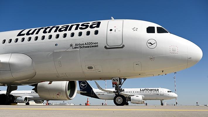 Gobierno alemán acuerda el rescate de Lufthansa por casi US$10.000 millones: Estado entra a su propiedad con el 20%