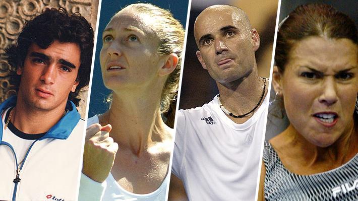 Drogas, palizas y humillaciones: Las turbulentas relaciones de varias figuras del tenis con sus padres