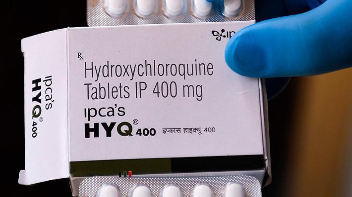 Brasil defiende el uso de la hidroxicloroquina para pacientes con covid-19 pese a decisión de la OMS