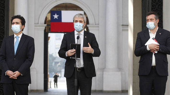 Gobierno dice que acuerdo nacional es por los próximos dos años y cree que quienes quieren conversar rechazan violencia