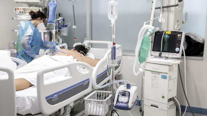 Alternativa al ventilador: Minsal comenzará a informar ocupación de nuevos equipos para oxigenar a pacientes covid-19