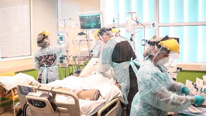 """Amenaza de """"última cama"""": Las estrategias de los equipos de salud para evitar que pacientes lleguen al ventilador mecánico"""