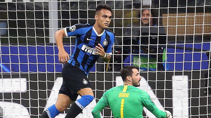 El contundente recado que le envió el Inter al Barcelona por Lautaro Martínez