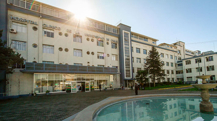 Hospital Clínico de la U. de Chile ampliará su UCI tras aporte de la Fundación Luksic