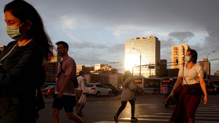 Chile supera a China en el total de contagiados con covid-19: Hoy se sumaron cuatro mil casos