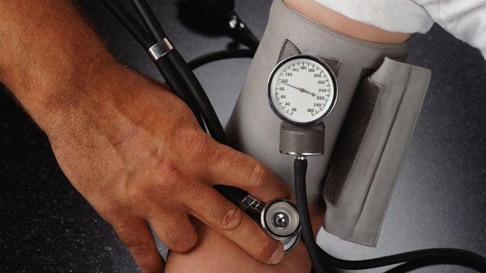 Casi un tercio de los hospitalizados por coronavirus en el país tiene hipertensión arterial