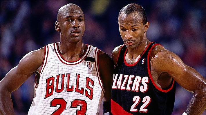 """""""Debería mostrar más respeto por sus compañeros"""": Rival ninguneado por Michael Jordan le responde al """"23"""" de los Bulls"""