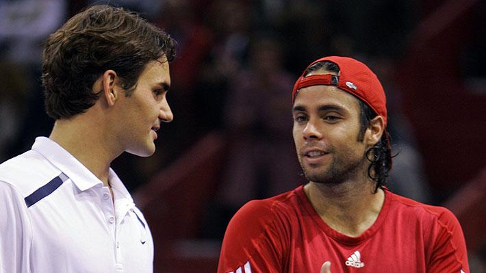 Roger Federer sorprende y elogia con un tremendo comentario a Fernando González