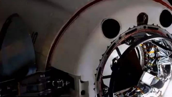 Video: Tras 19 horas de vuelo la Crew Dragon se acopla con éxito a la Estación Espacial Internacional