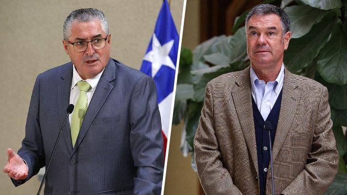Senadores Jorge Pizarro y Manuel José Ossandón reciben el alta tras cumplir sus períodos de cuarentena por covid-19