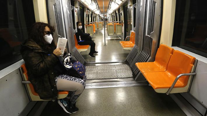 Reportan alza en el uso del transporte público y del flujo vehicular en medio de la cuarentena en la RM