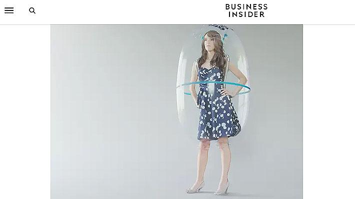"""Diseñan una """"burbuja escudo"""" para evitar el contagio de coronavirus en lugares públicos"""