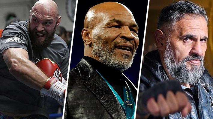 """Hay un actual campeón del mundo y otro que """"volvió de la muerte"""": Los rivales que podría enfrentar Mike Tyson en su regreso al boxeo"""