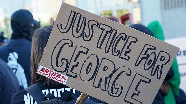 Antifa, el grupo radical sindicado por Trump de estar tras las protestas por la muerte de George Floyd en EE.UU.