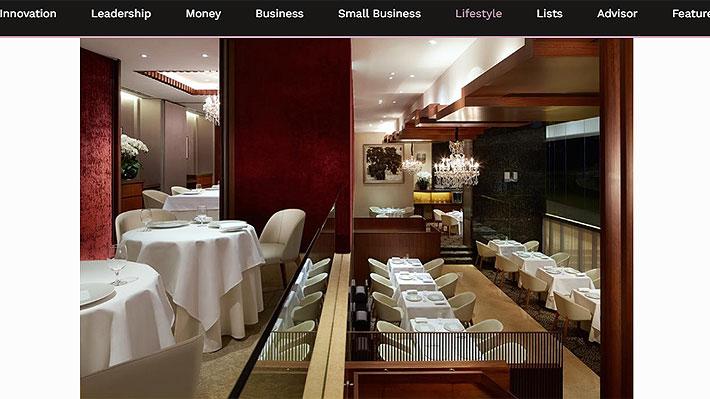 Prestigioso restaurante de Singapur verá cómo se comportan los clientes antes cambiar su funcionamiento tras la pandemia