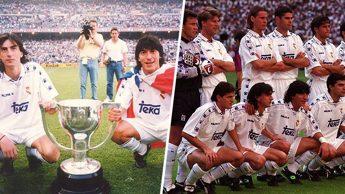 Raúl, Hierro, Amavisca, Laudrup... En qué están los compañeros con que Zamorano logró hace 25 años su máxima gesta en el Real Madrid