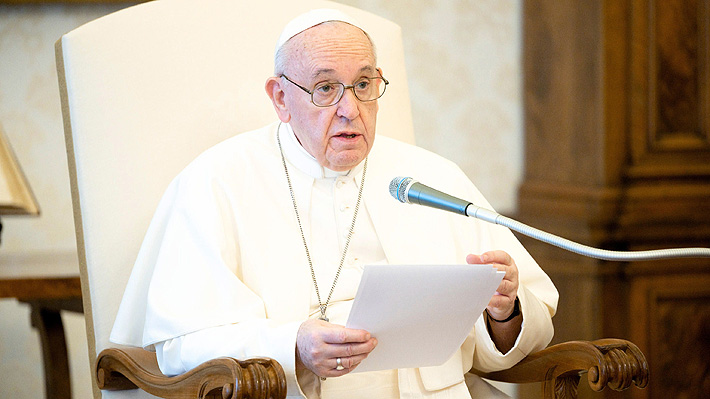 """Papa Francisco considera intolerable """"cualquier forma de racismo"""" tras muerte de George Floyd en EE.UU."""