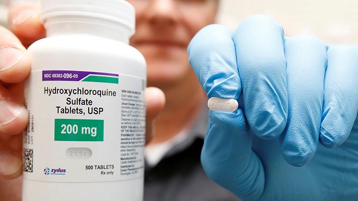 OMS reanuda los ensayos clínicos con hidroxicloroquina contra el covid-19