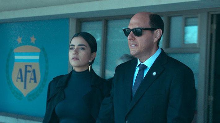"""Director de """"El Presidente"""" sobre Sergio Jadue: """"Es uno de esos casos donde la realidad supera a la ficción"""""""