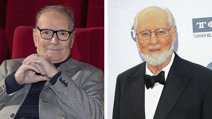 Ennio Morricone y John Williams son galardonados con el Premio Princesa de Asturias de las Artes 2020