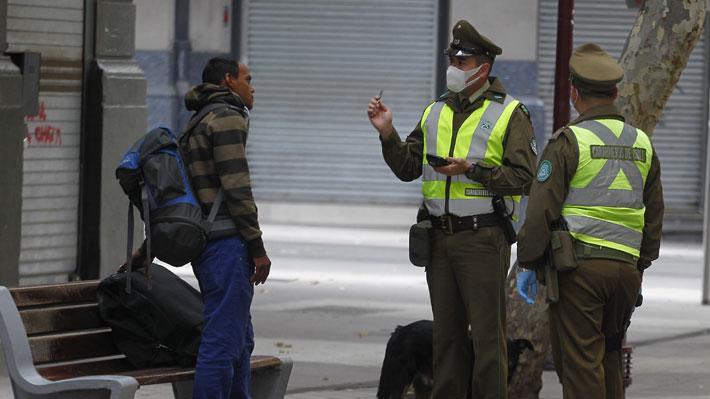 Gobierno volverá a reducir permisos temporales para transitar en cuarentena ante incumplimiento de la medida