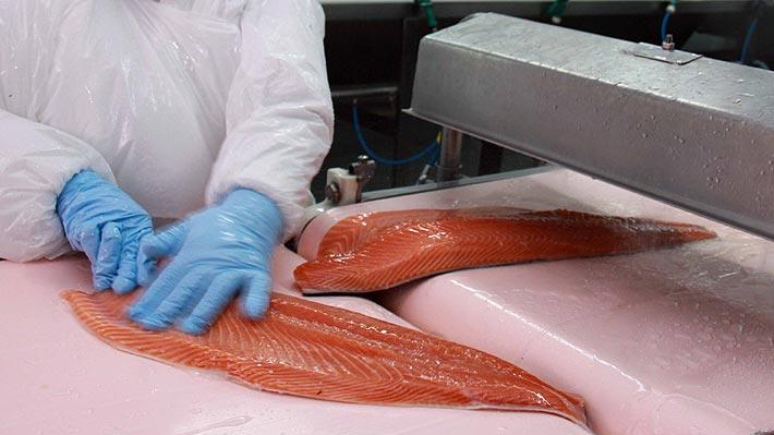 China evita el salmón importado tras vínculo con caso de coronavirus en Beijing y podría impactar en envíos chilenos