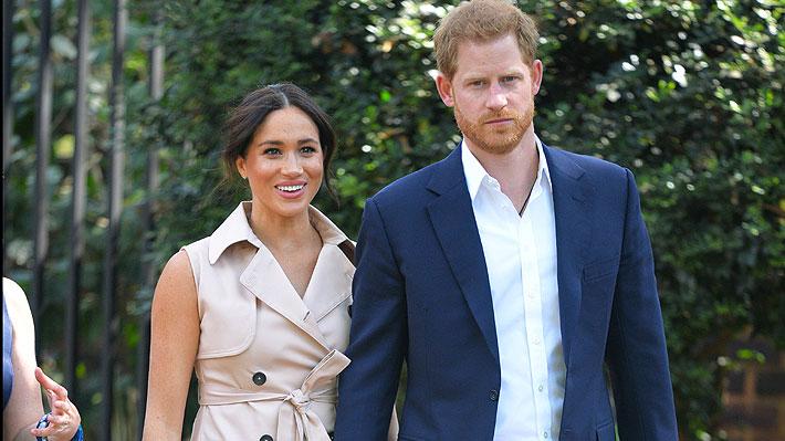 Contribuyentes canadienses pagaron más de $33 millones por seguridad de Harry y Meghan