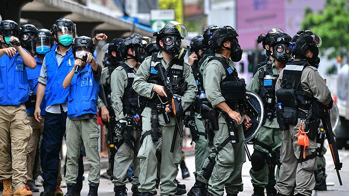 Países del G7 llaman a China a reconsiderar polémica ley de seguridad nacional sobre Hong Kong