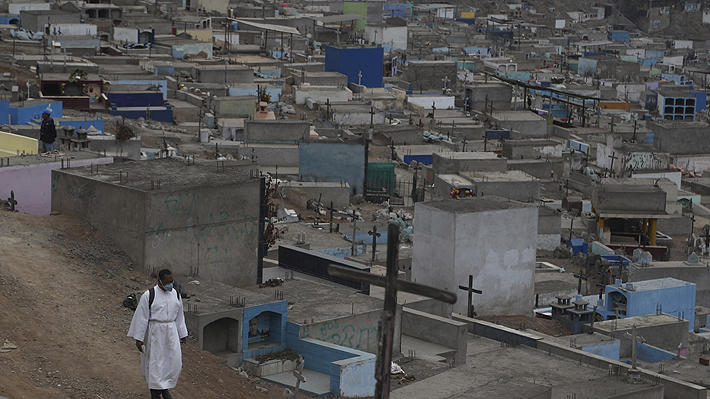 Perú supera los 240 mil casos y se transforma en el séptimo país con más contagios de covid-19 a nivel mundial