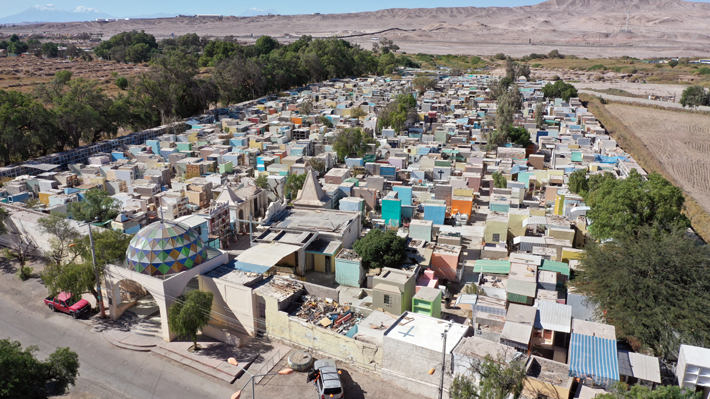 El drama de Calama: Tiene 2 mil casos covid pese a cuarentena y es la comuna de la Región de Antofagasta con más decesos