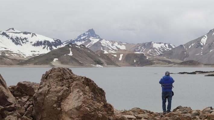 Declaran alerta amarilla por actividad del complejo volcánico Laguna del Maule y del Copahue