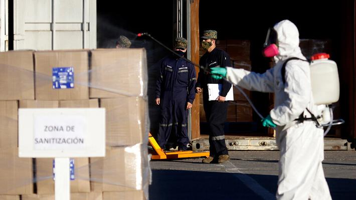 """Gobierno culmina entrega de 1.5 millones de cajas de alimentos en la RM: """"Hemos cumplido nuestro compromiso"""""""