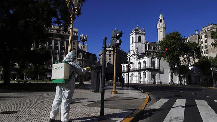 Argentina cumple tres meses de cuarentena y supera los 40 mil casos de covid-19