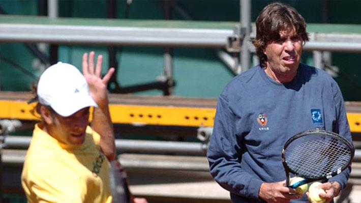 Los logros que avalan al fallecido Patricio Rodríguez como el coach más importante en la historia del tenis chileno
