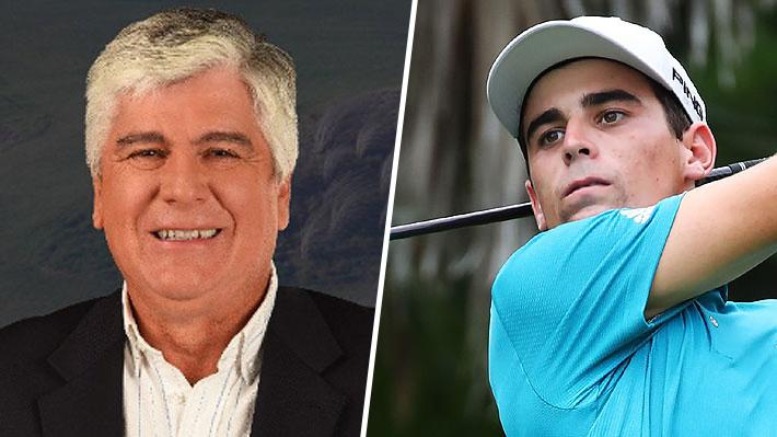 """Histórico comentarista de golf analiza a Niemann en profundidad: """"Es extraordinario, un Fórmula 1"""""""