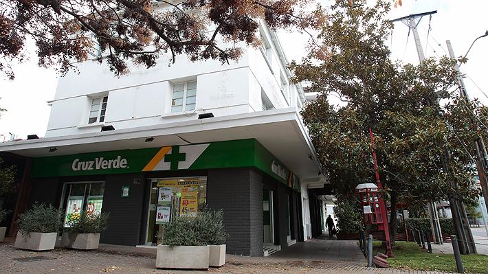 Ponen en venta emblemática esquina frente a plaza Perú en Las Condes