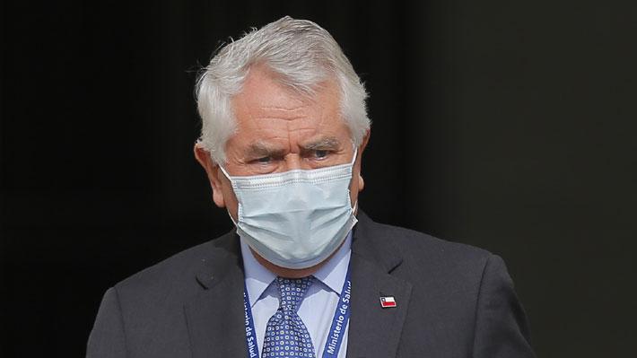 """Ministro Paris: """"Yo siempre he defendido a las isapres, pero hay que hacer una reforma"""""""