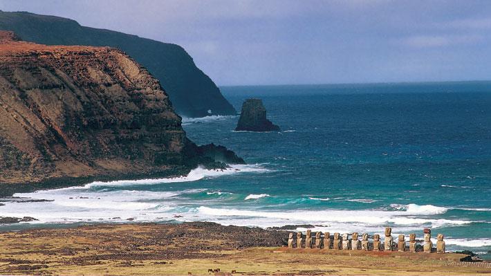 Escolares de Rapa Nui serán los primeros del país en volver a clases presenciales: Parten el 1 de julio
