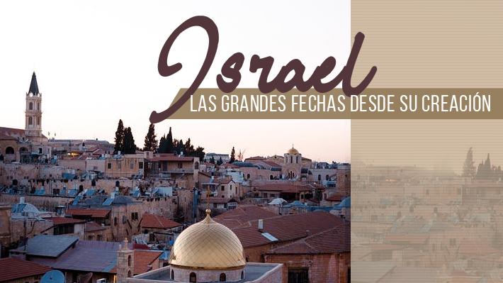 Ad portas de un nuevo suceso: Las fechas que han marcado el conflicto palestino-israelí
