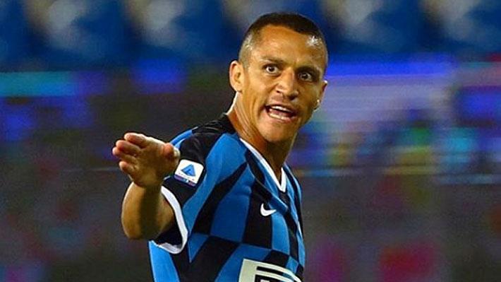 """""""Debería estar prohibido sacarlo""""... En Italia elogian a Alexis por su buen ingreso en la ajustada victoria del Inter"""