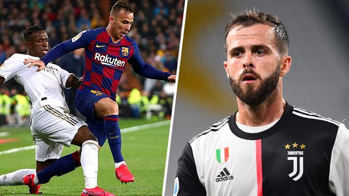 Es oficial: Barcelona anuncia el fichaje de Pjanic y el traspaso de Arthur a la Juventus