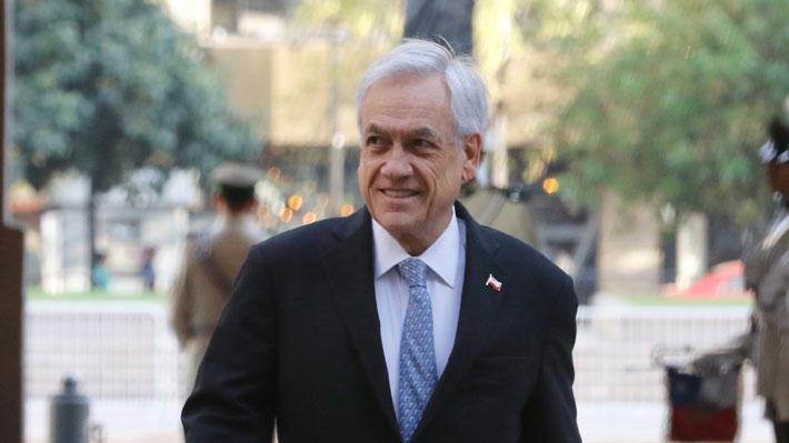 """Visita de Presidente Piñera a una vinoteca: Ministro Paris señala que """"tiene la facultad y el derecho a desplazarse"""""""