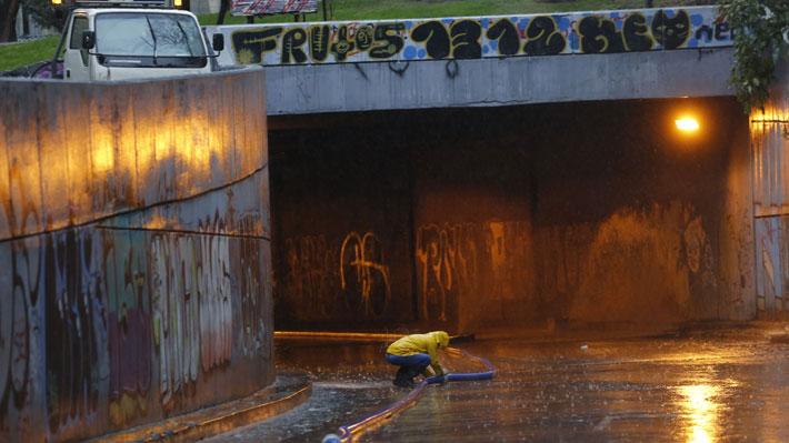 Lluvias en la RM: Este mes de junio ha registrado la mayor cantidad de precipitaciones en los últimos 15 años