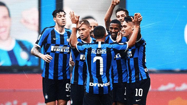 Alexis como en sus mejores tiempos: Anotó, dio dos asistencias, jugó un partidazo y fue la gran figura en goleada del Inter